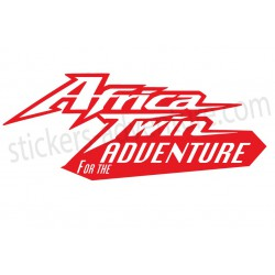Africa Twin for Adventure