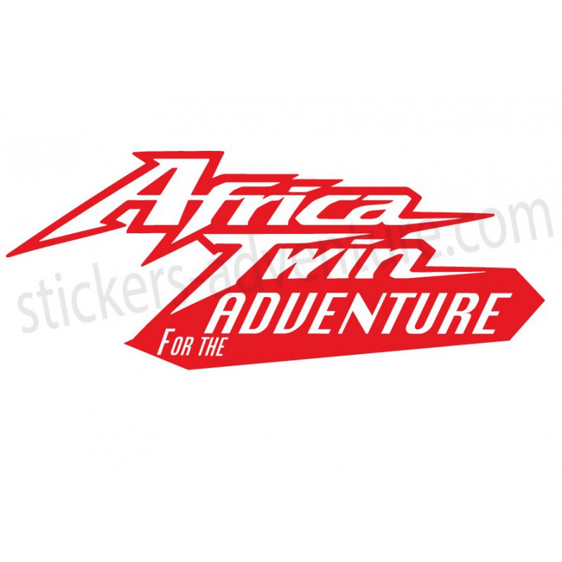 Stickers Africa Twin