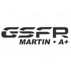 """Sticker """"GSFR"""""""