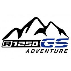 Montagne R1250 GS Adv