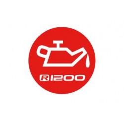 """Sticker """"Oil R1200"""""""