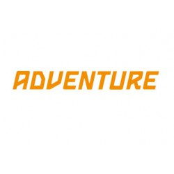 Lettrage Adventure style KTM