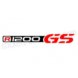 Sticker R1200 GS Cases