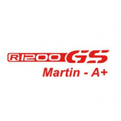 R1200GS - name & blood gr.