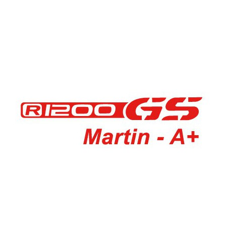 R1200 GS - Nom et Gr. sanguin