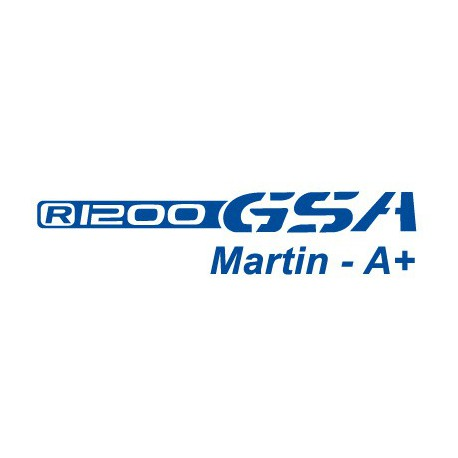 R1200 GSA - Nom et Gr. sanguin