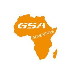 Carte Afrique R1200 GSA