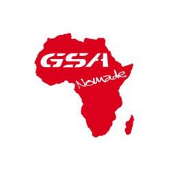 Map Africa GSA Nomad