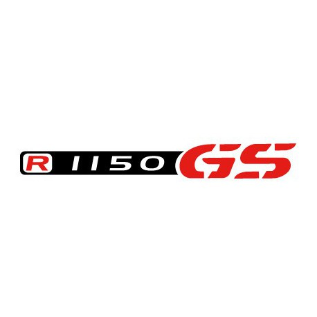 Sticker R1150 GS luggage
