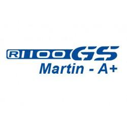 R1100 GS + Nom et Gr. sanguin