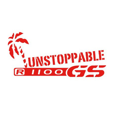 R1100 GS Unstoppable