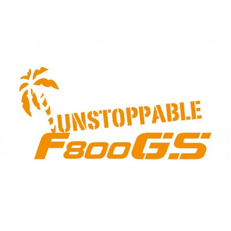 F800 GS Unstoppable