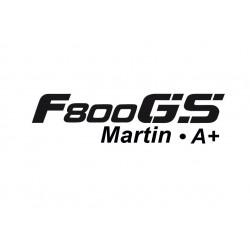 F800 GS Nom et Gr. sanguin