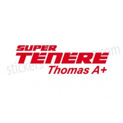 Super Ténéré Name & Blood type