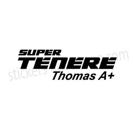Super Ténéré Name & Blood type