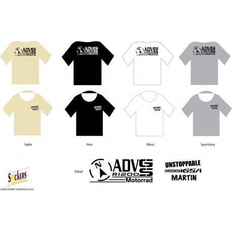 """Tshirt """"Adventure v2"""""""