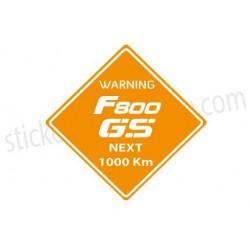 Next 1000 Km F800