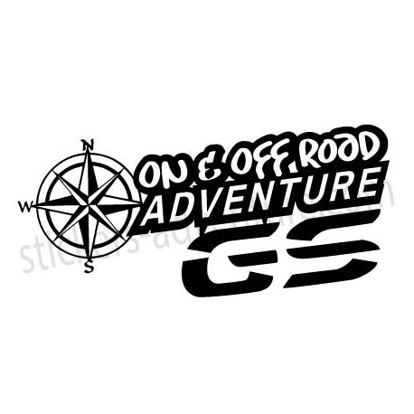Stickers GS On&Off Tag V2