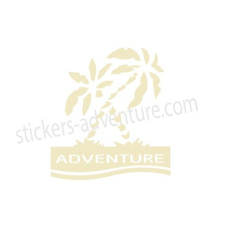 "palm tree ""Adventure"""